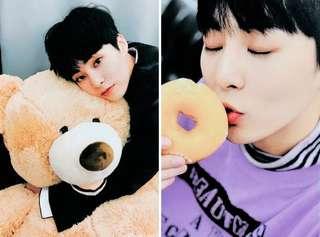 EXO Xiumin / Minseok Photocard