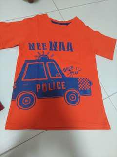 preloved kids shirts