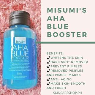 Misumi's aha blue