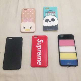 Apple Cases for iPhone 6+ or 6s+