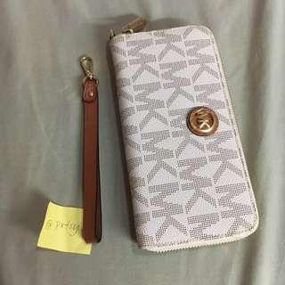 Michael Kors MK Long Wallet