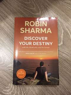 Robin Sharma book