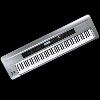 Korg Kross (Silver) 88 Keys, Fully Weighted Workstation/Synth