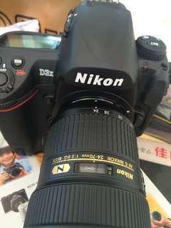 NikonD3X+24/70 2.8GED+300/4ED+85/1.8ED+sb910+SF8G+77UV,盒、行貨 單、