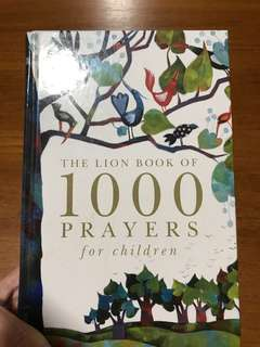 The Lion Book of 1000 Prayers