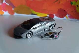 Lamborghini Huracan Grey