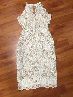BRAND NEW H&M Premium Lace Dress