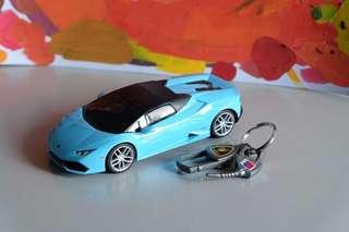 Lamborghini Huracan Blue