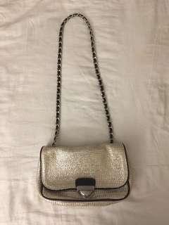 Zara evening handbag