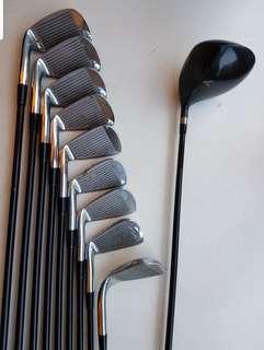 Honma Golf Set Professional High Powered