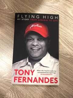 Tony Fernandez biography