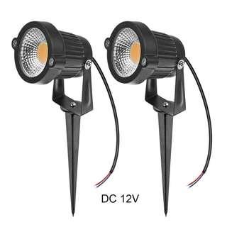220.LemonBest High Power Outdoor Decorative Lamp Lighting 5W COB LED