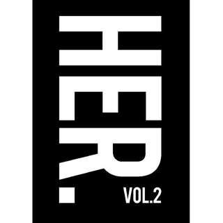 Her. Volume II by Pierre Alex Jeanty (EBook Poetry Novel)
