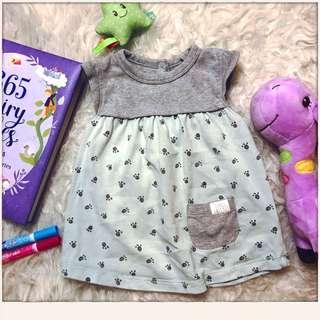 🌺Cubus baby dress s0-2m