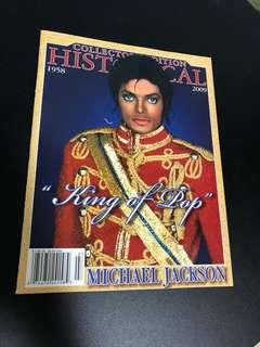 Historical magazine Michael Jackson
