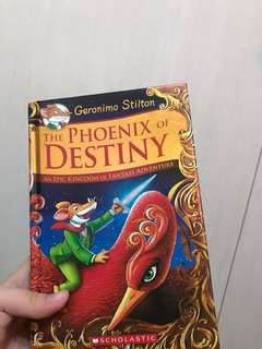Geronimo Stilton Hardcover Books
