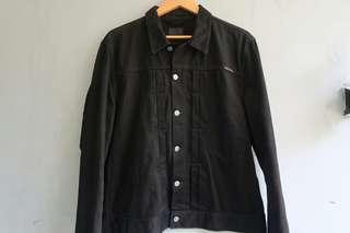 Nudie jeans sonny jacket ( black )