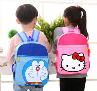 School Bag cartoon doraemon kids