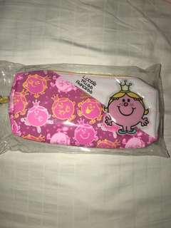Little miss princess pencil case