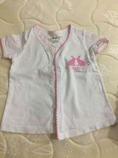 Baby top 0-3month