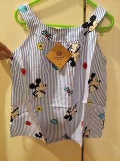 🚚 女童 精疏棉 洋裝 (1-4歲皆有size)