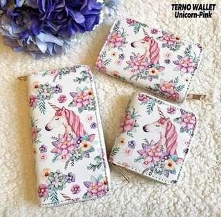 Small Unicorn Zip Wallet 🦄