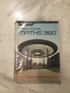 Additional Maths 360