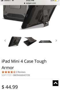 Preloved Original Spigen Ipad Mini 4 case bought in Japan 🇯🇵