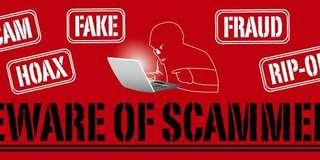 Be aware sa mga scammer!