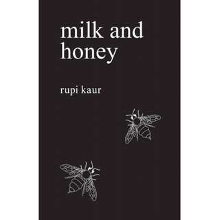 Milk and Honey by Rupi Kaur (EBook Poetry Novel)