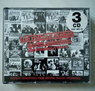 The Rolling Stones - Single Collection