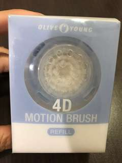 🚚 4D Motion Brush洗臉機替換刷頭