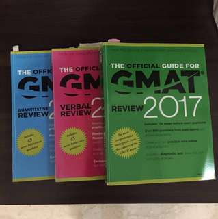 The Official Guide for GMAT2017