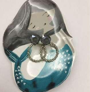 韓國時尚耳環