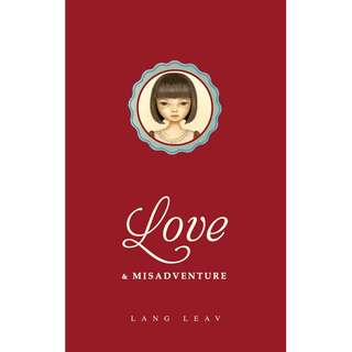Love and Misadventure by Lang Leav (EBook Poetry Novel)