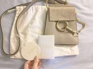Chloe Faye mini bag