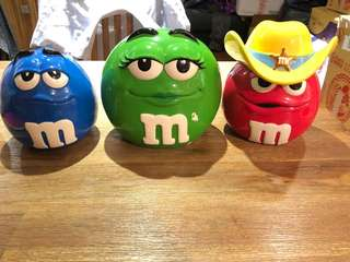🚚 M&m儲物罐