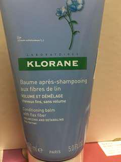 Klorane Conditioner with Flax Fiber