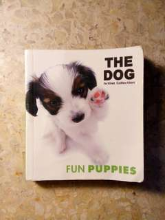 Mini Book ( 🐶💕 for dog lovers )