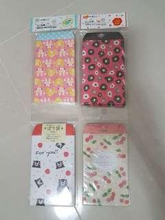 Brand new mini envelopes