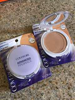 Pressed powder covergirl