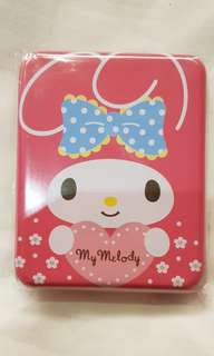 My melody box with chocolate