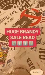 Huge Brandy Melville Sale!! ⬇️⬇️⬇️