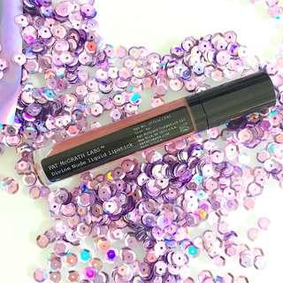 Pat McGrath Divine Nude LiquiLUST 007 Liquid Lipstick (with optional add ons)