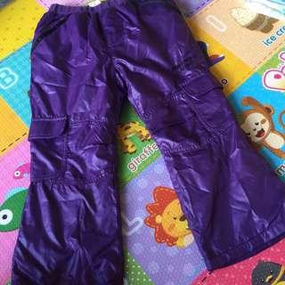 冬-防風長褲105cm