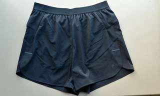 H&M running sports shorts  超輕 運動 跑步短褲 (全新)