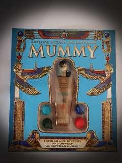 Mummy Children Book