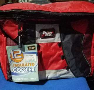 P50 OFF  Polar Pack Insulated Cooler