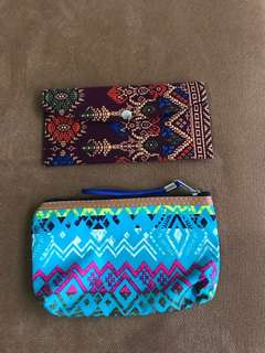 Wallet & Pouch