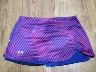 Authentic Under Armour Workout Skorts